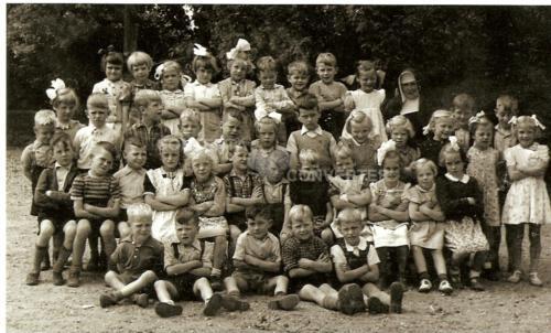 Bewaarschool1950